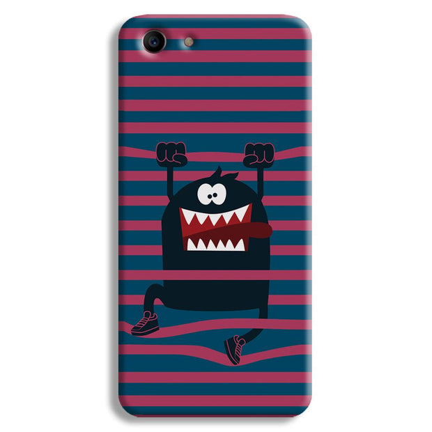 Laughing Monster Oppo A1 Case
