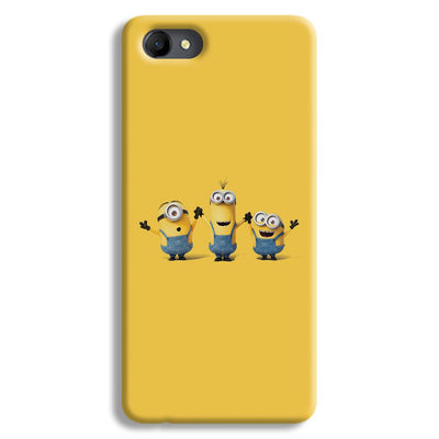 Three Minions Oppo A3 Case