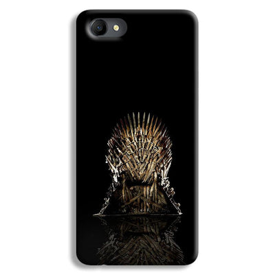 Black Iron Thrones Oppo A3 Case