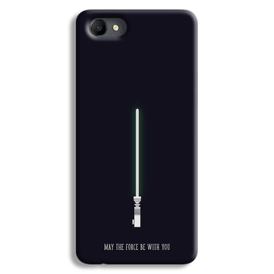Starwars-lightsaber-Blue Oppo A3 Case