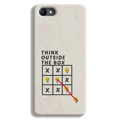 Think Outside the Box Oppo A3 Case