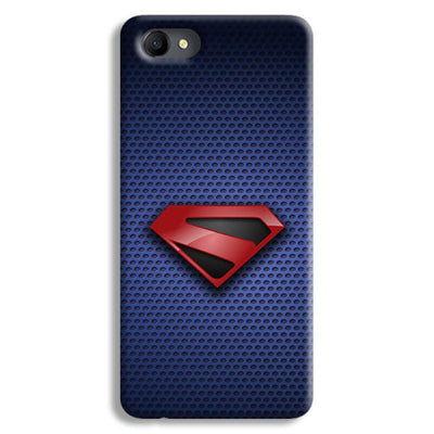 Superman Blue Oppo A3 Case
