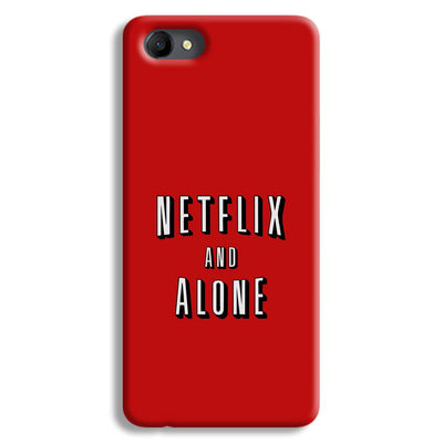 Netflix and Alone Oppo A3 Case