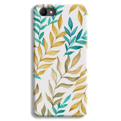 Tropical leaves  Oppo A3 Case