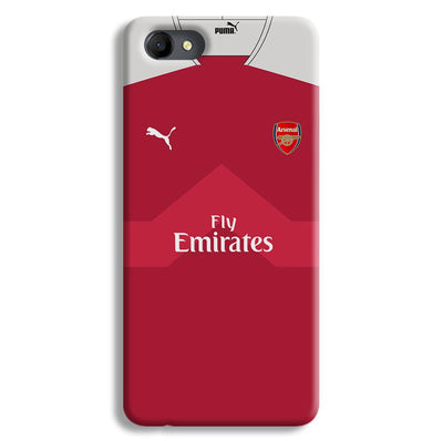 Arsenal F.C. Jersey Oppo A3 Case