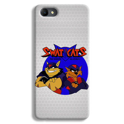 Swat Cats Oppo A3 Case