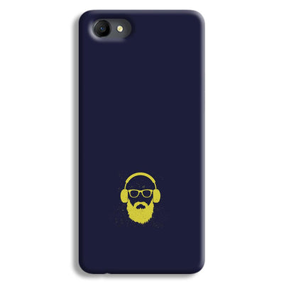 Bearded Man Oppo A3 Case