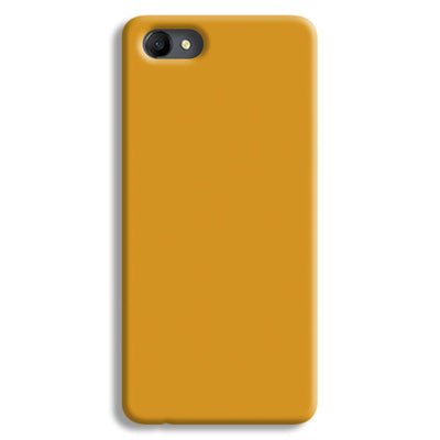 Yellow Ochre Oppo A3 Case