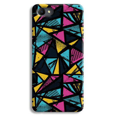 Abstract Oppo A3 Case