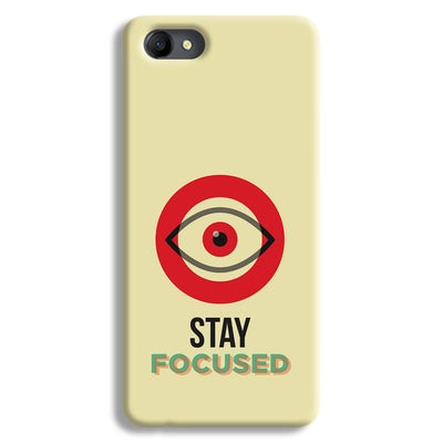 Stay Focussed Oppo A3 Case