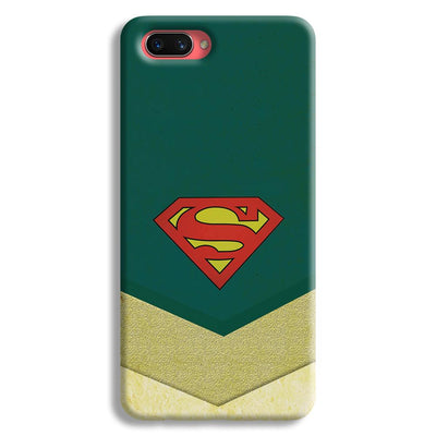 Super Girl Oppo A3s Case