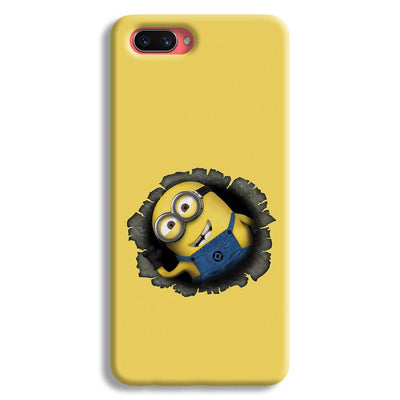 Laughing Minion Oppo A3s Case