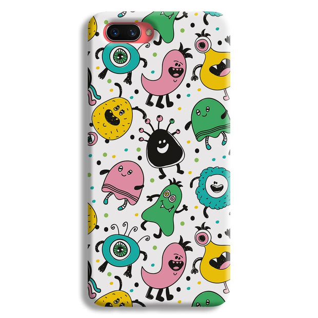 The Monsters Oppo A3s Case