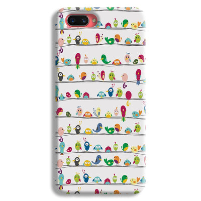 Birdies Oppo A3s Case