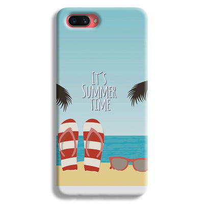 It's Summer Time Oppo A3s Case