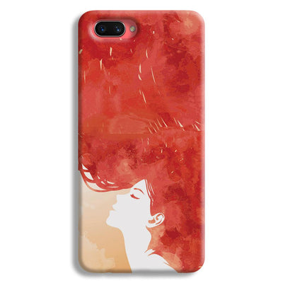 Red Cause Oppo A3s Case