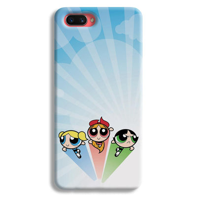 The Powerpuff Girls Oppo A3s Case