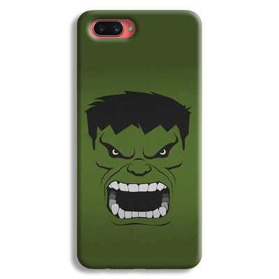 Hulk Power Oppo A3s Case
