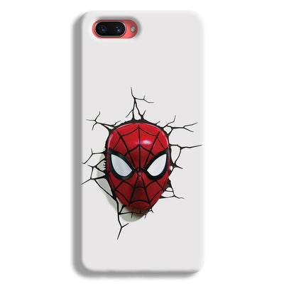 Spider Man Oppo A3s Case