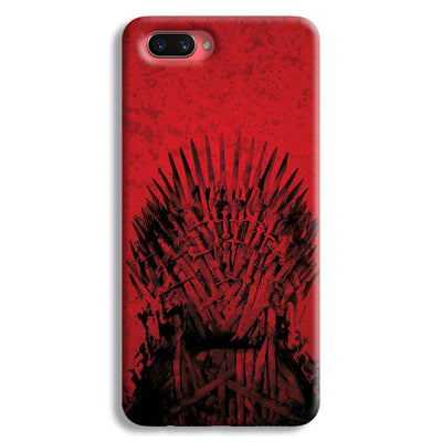 Red Hot Iron Thrones Oppo A3s Case