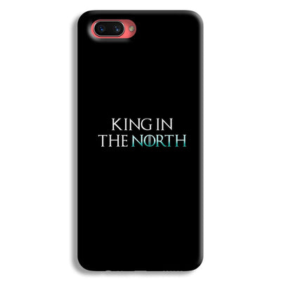 King in The NORTH Oppo A3s Case
