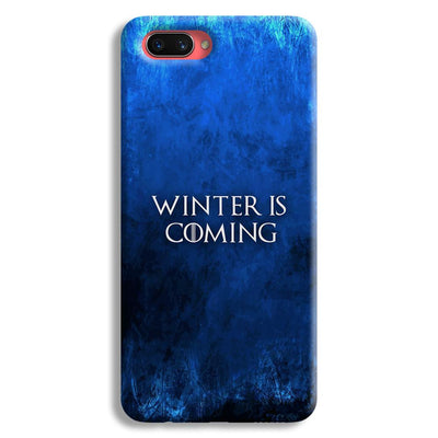 Winter is Coming Oppo A3s Case
