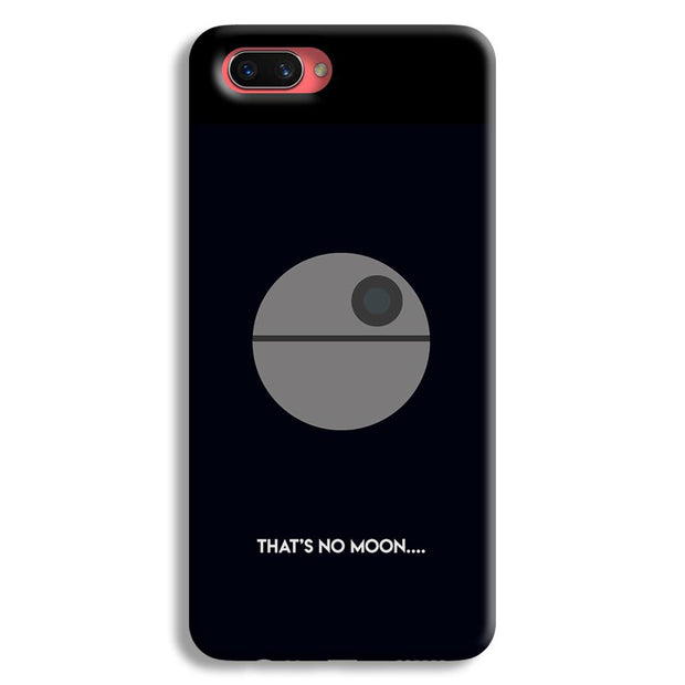 That's No Moon Oppo A3s Case