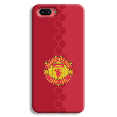 Manchester United Oppo A3s Case