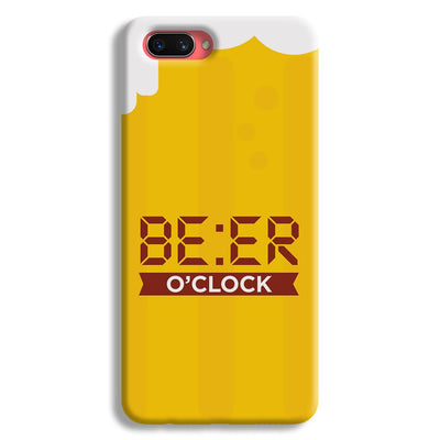 Beer O' Clock Oppo A3s Case
