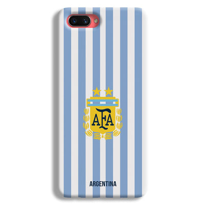 Argentina Oppo A3s Case