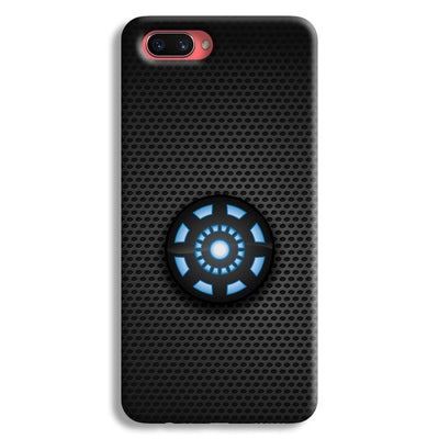 Captain America Shield Oppo A3s Case