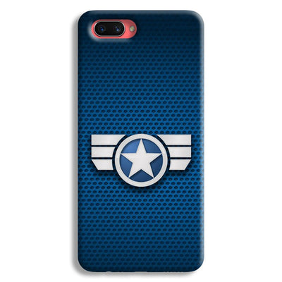 Captain America Secret Avengers Oppo A3s Case