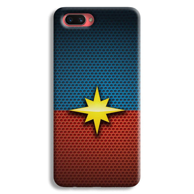 Captain Marvel Oppo A3s Case