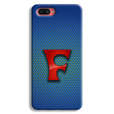 Blue Falcon Oppo A3s Case