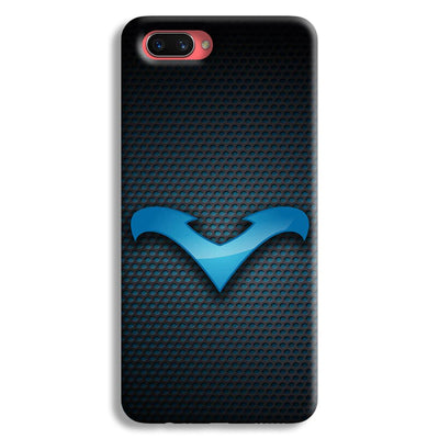 Nightwing Blue Oppo A3s Case