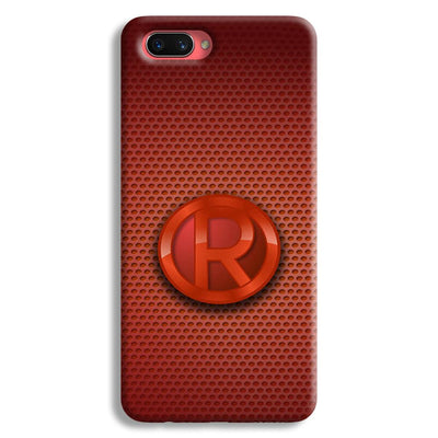 Red Arrow Oppo A3s Case