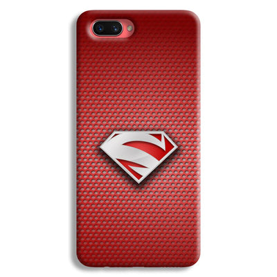Superman Red Oppo A3s Case