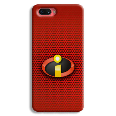 The Incredibles Oppo A3s Case