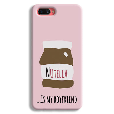 Nutella Oppo A3s Case