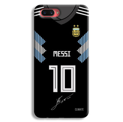 Messi (Argentina) Jersey Oppo A3s Case