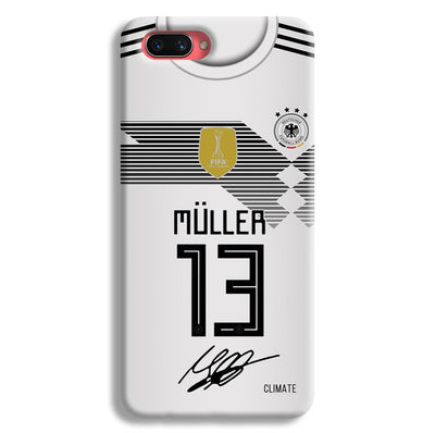 Muller Jersey Oppo A3s Case