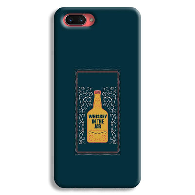 Whiskey In The Jar   Oppo A3s Case