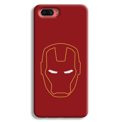 Iron Man Oppo A3s Case