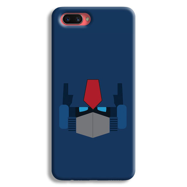 Optimus Prime Oppo A3s Case