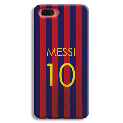 Messi Oppo A3s Case