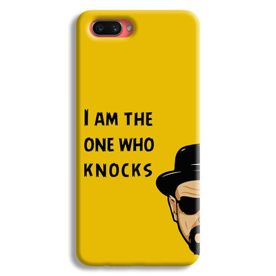 I Am The One Who Knocks Oppo A3s Case