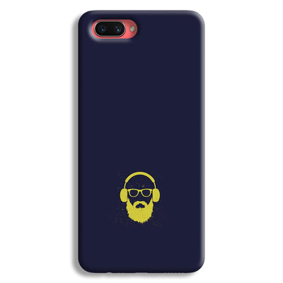 Bearded Man Oppo A3s Case