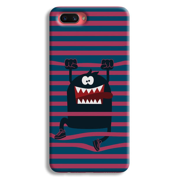 Laughing Monster Oppo A3s Case