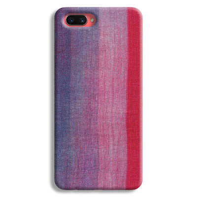 Multicolor Stripes Oppo A3s Case