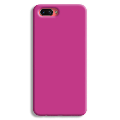 Pink Shade Oppo A3s Case